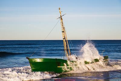 Salmon Creek Shipwreck  #20