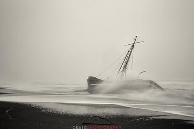 Salmon Creek Shipwreck  #15