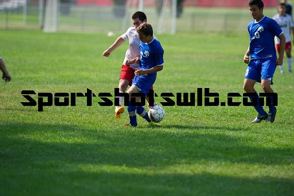 Ocean Twp Boys Soccer 2015
