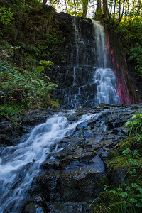 Coopey Falls in the Columbia River Gorge