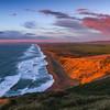 Pt. Reyes Beach Sunset II
