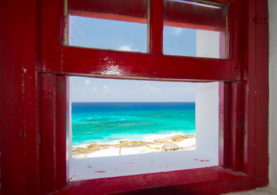 Lighthouse in Cozumel