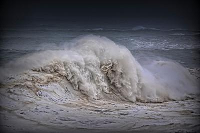 Wave Foam Art