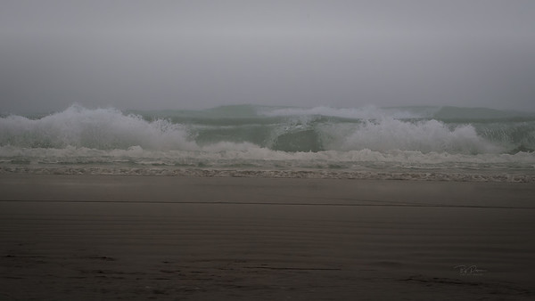 Foggy Waves