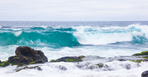 Waves, Laguna Beach