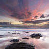 Fire in the Sky - Strand Beach