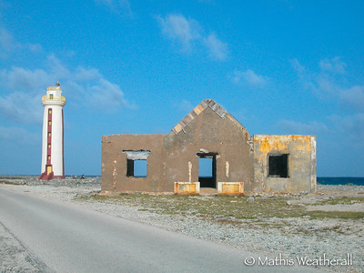 Lighthouse in Bonaire