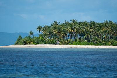 Island View in Near Wakatobi