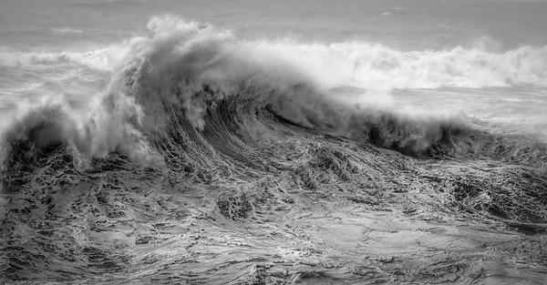Waves Dance (BW)