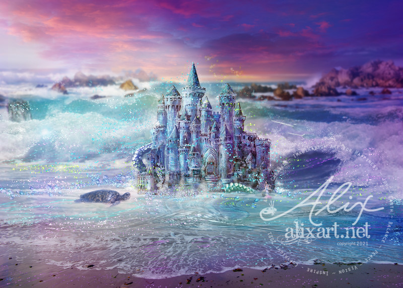 Castle of The Waves