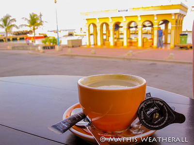 Coffee Time in Bonaire