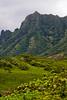 Kaaawa Valley, Kualoa Ranch, Koolau Mountains
