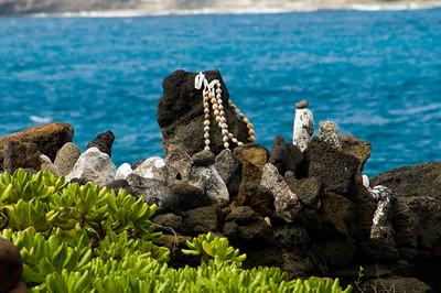 Sacred Heiau Makapu'u Coastline Windward, Oahu