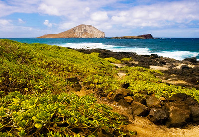 Rabbit Island, Turtle Island Along Kalanianaole Hwy Windward, Oahu