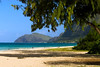 Beach in Waimanalo, Hawaii