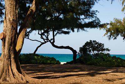 Waimanalo Beach  Oahu, Hawaii