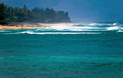 Sunset Point  North Shore, O'ahu, Hawai'i
