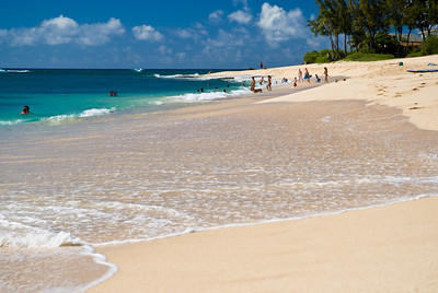 Sunset BeachMother's BeachNorth Shore, O'ahu, Hawai'i