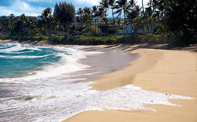 Papailoa Beachlooking towards Waimea Bay  North Shore, O'ahu, Hawai'i