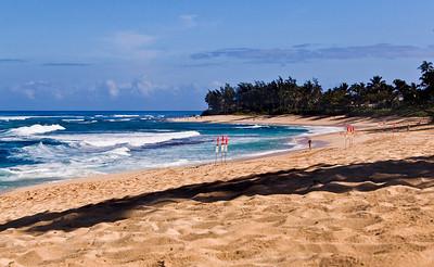 Sunset Beach, Saturday morningNorth Shore of O'ahu