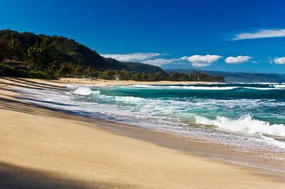 Sunset Beach North Shore, O'ahu, Hawai'i