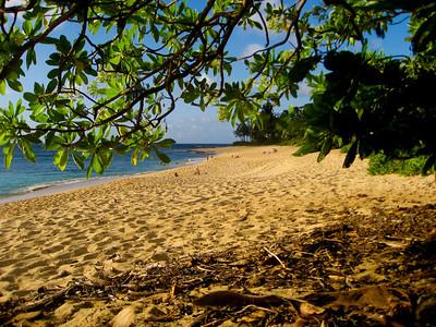 Sunset Beach; North Shore of Oahu; Hawaii