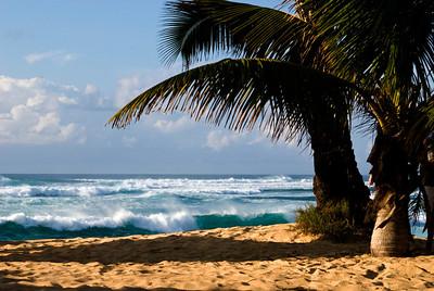 Sunset Beach  North Shore of O'ahu Hawai'i