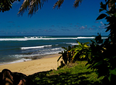Sunset Beach North Shore of Oahu, Hawaii