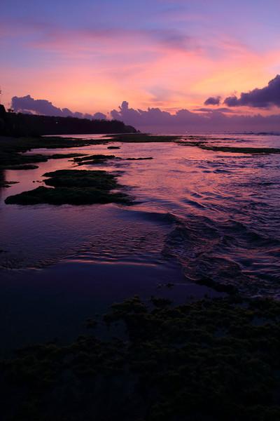 Purple Afterglow