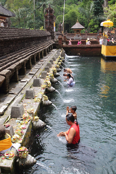 Tampak Siring Temple, the Holy Water Temple