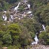 Admiring the Roaring Falls