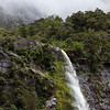 Waterfall in the Mist