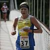 2 January 2015 - IOF World World Cup Sprint Qualification - Cataract Gorge Launceston - Lena Eliasson (SWE)<br /> photo: Kell Sonnichen