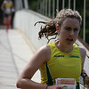 2 January 2015 - IOF World World Cup Sprint Qualification - Cataract Gorge Launceston - Rachel Effeney (AUS)<br /> photo: Kell Sonnichen