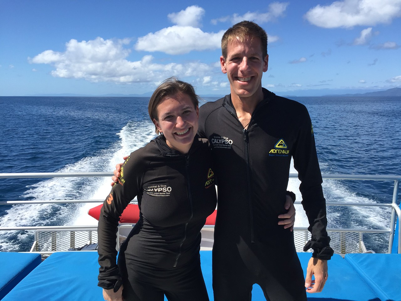 Before Going Scuba Diving on Great Barrier Reef - Queensland, Australia