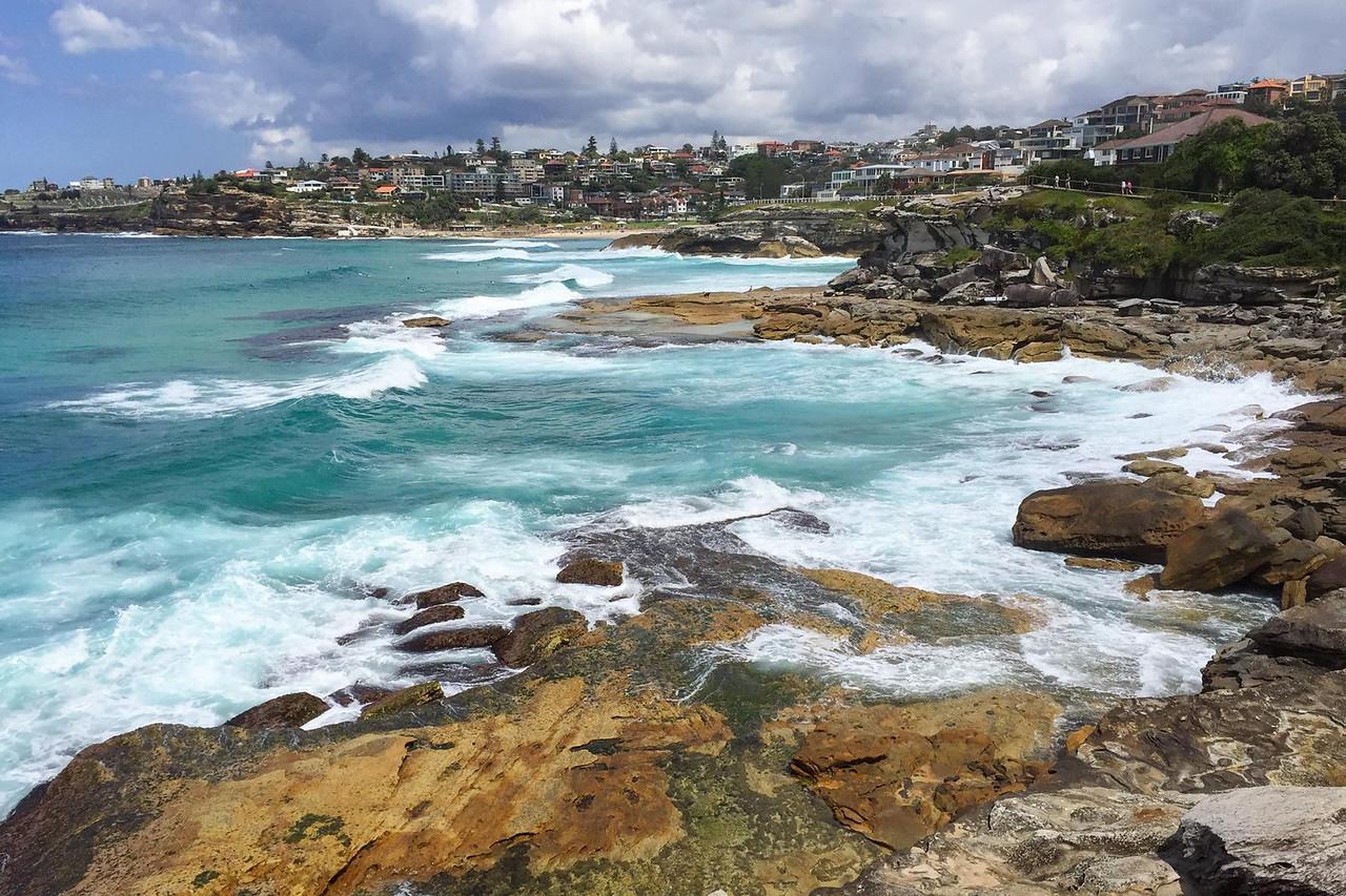 Bondi to Coogee Beach Walk - Sydney, Australia