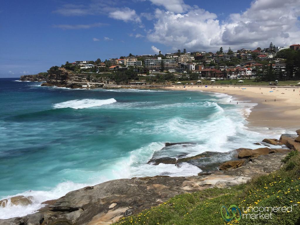 Bronte Beach - Bondi to Coogee Walk, Sydney