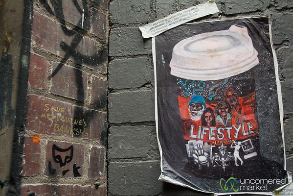 Melbourne Street Art - Australia
