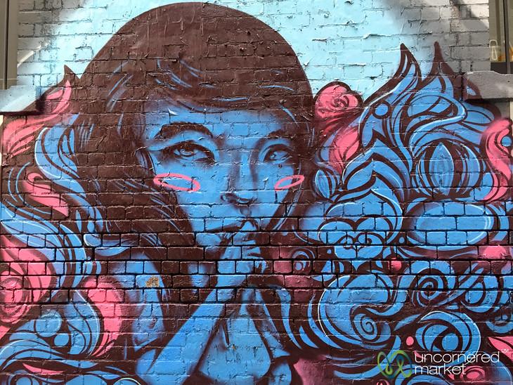 Street Art, Melbourne Style