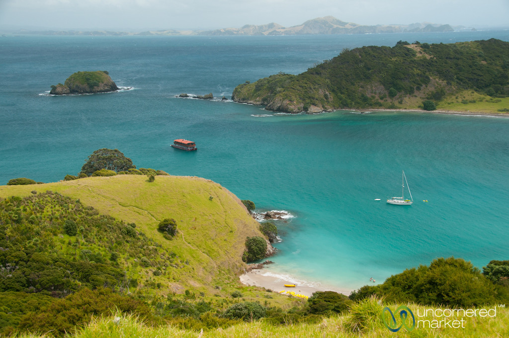 Bay of Islands, Sailing - North Island, New Zealand
