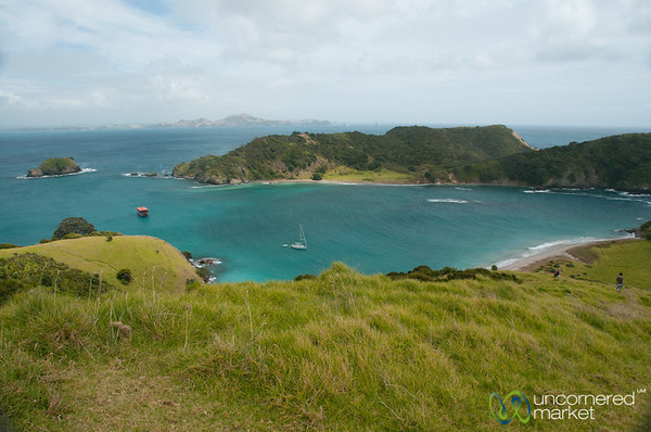 Bay of Islands Hike - North Island, New Zealand