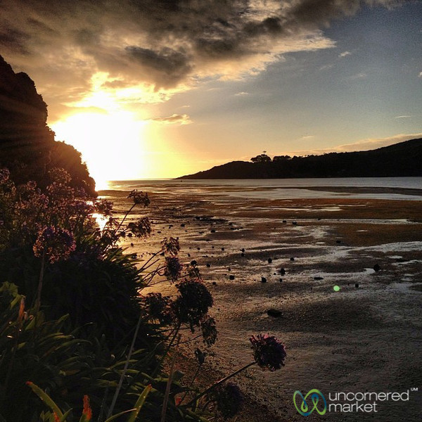Raglan Sunset - North Island, New Zealand