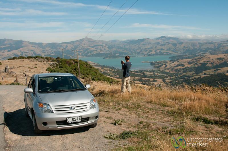 New Zealand Road Trip Near Akaroa
