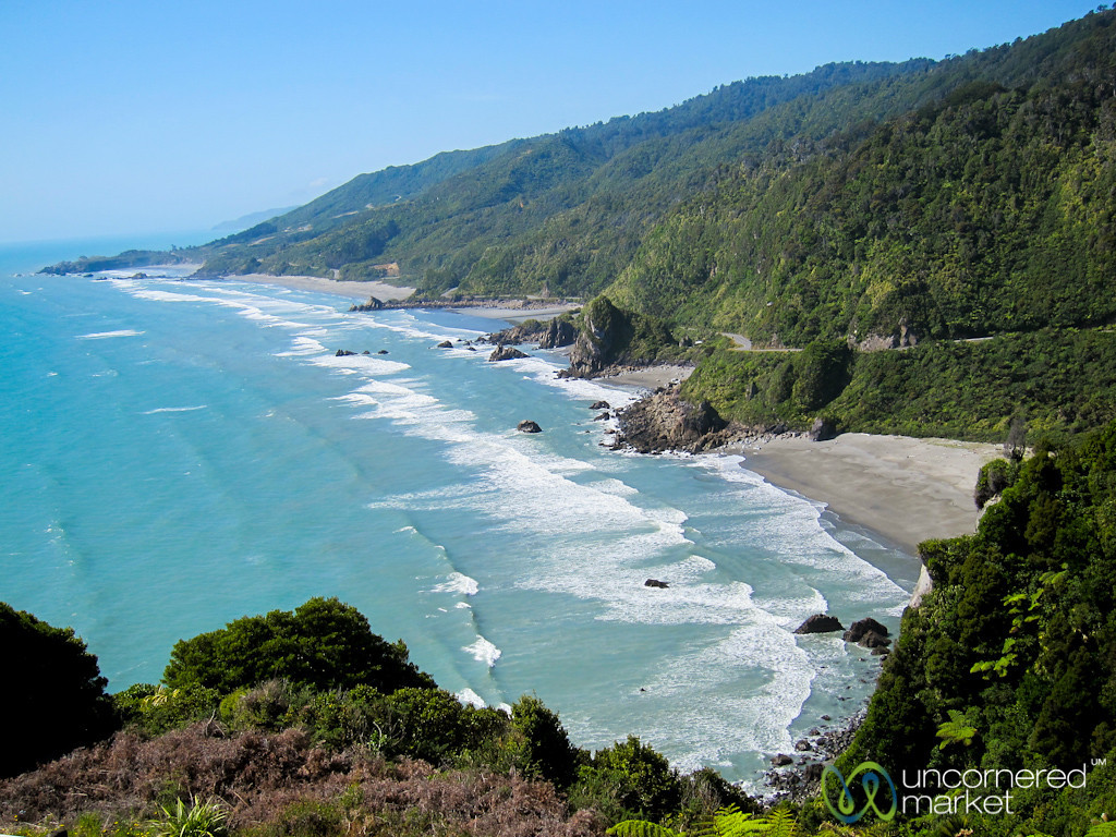 New Zealand's West Coast - South Island