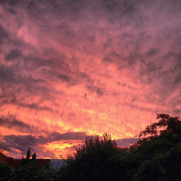 Electric dusk -- Nelson, New Zealand. Sunsets that dazzle, in the country's sun capital.