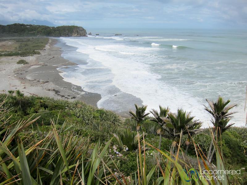New Zealand's Rugged West Coast - Punaikaiki, South Island