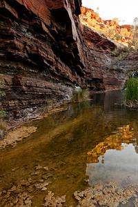 Dales gorge,Karijini NP National Park,Australia,Australië,Australie