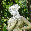 Statue in the Royal Botanical Garden Sydney