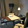 Desk Area of Four Seasons Sydney room