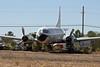 VH-EAQ (141025/025) Convair 340 C-131F c/n 308 Pima/14-11-16